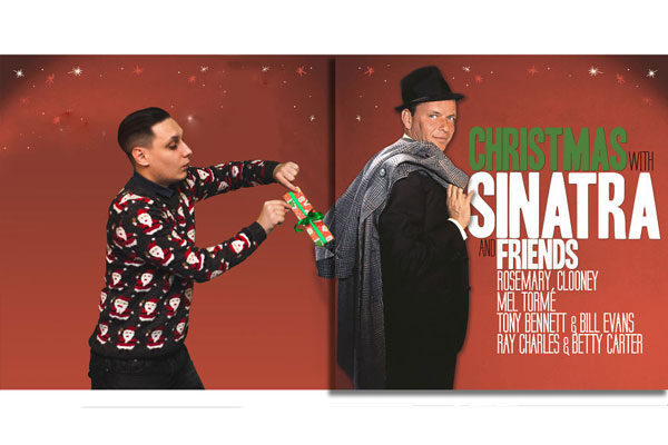Frank Sinatra - Christmas with Sinatra and friends (2009)