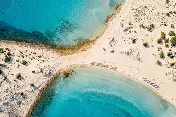 Simos Beach, Elafonisi, Grécia