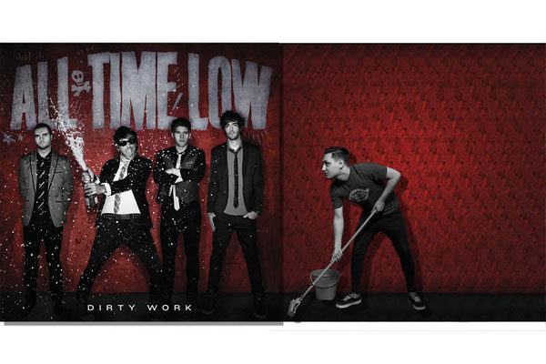 All Time Low- Dirty Work (2011)