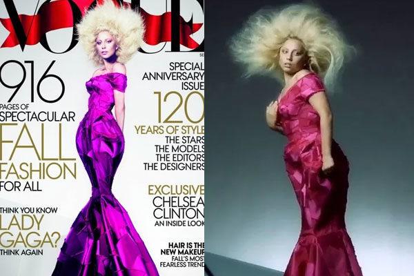 Vogue em 2012