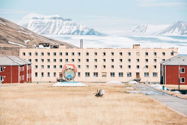 Pyramiden, Svalbard (Noruega)