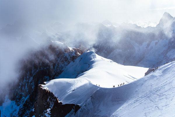 Aiguille Du Midi, Haute-Savoie, França