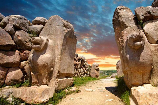 Hattusa, Turquia