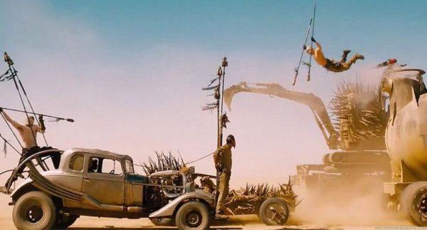 Mad Max: Furia no caminho
