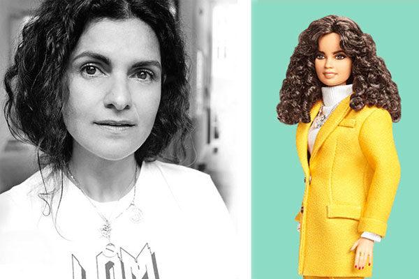 Leyla Piedayesh, desenhadora e empresária