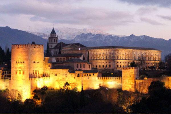 Alambra, Granada, Espanha