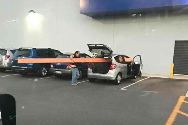 Certeza que há espaço suficiente?