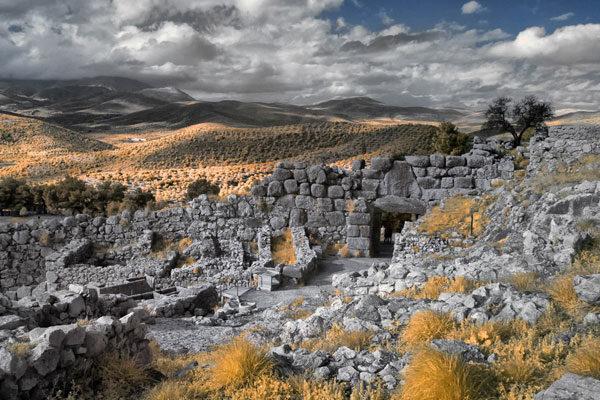 Micenas, Grécias