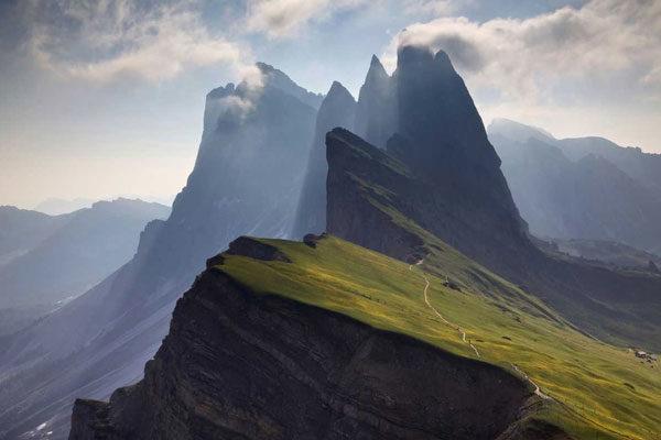 Montanhas de Odle, Itália