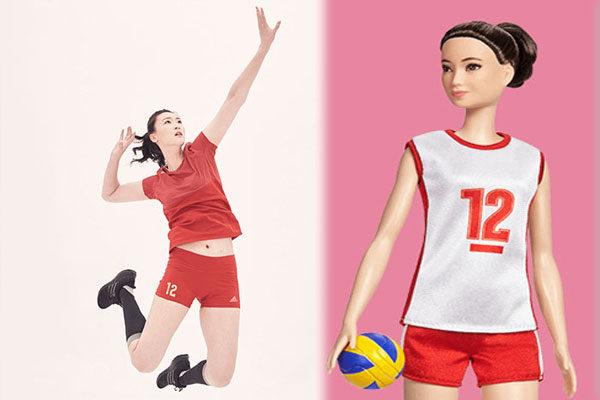 Hui Ruoqi, campeão de voleibol