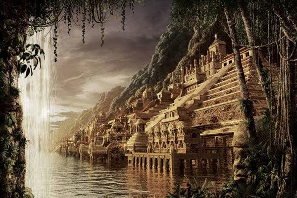 A cidade perdida de Paititi