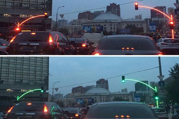 Semáforos da Ucrânia