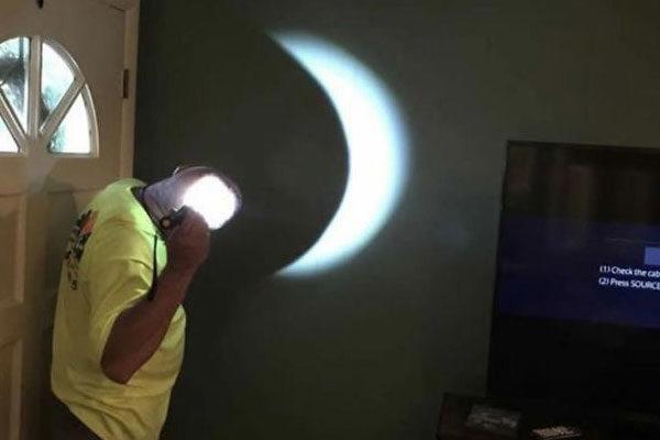Um eclipse