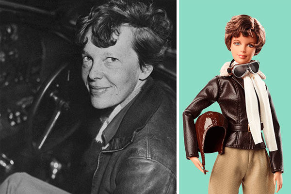 Amelia Earhart, Pioneira da aviação