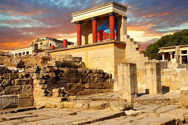 Cnossos, Grécia