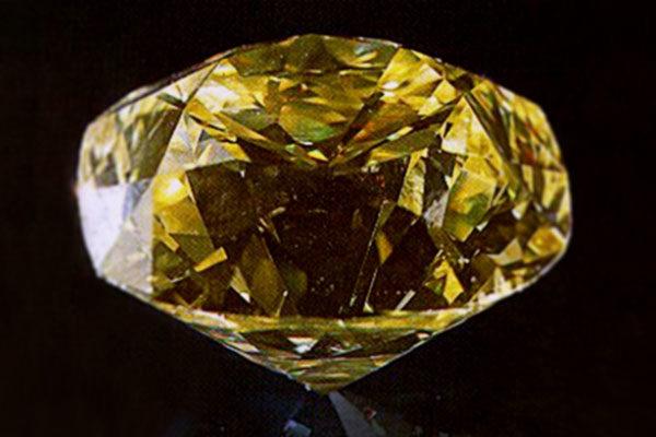 O diamante florentino