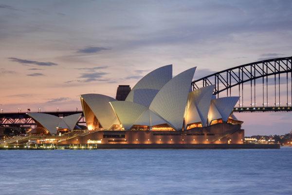 Ópera de Sydney, Austrália