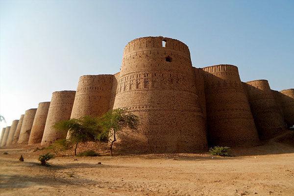 Forte Derawar, Paquistão