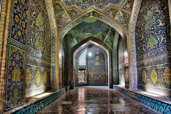Mesquita Sheikh Lotfollah, Irã
