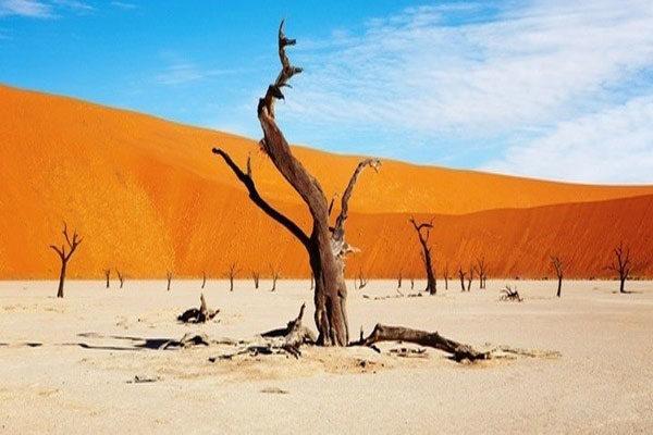 Sossusvlei, Namíbia