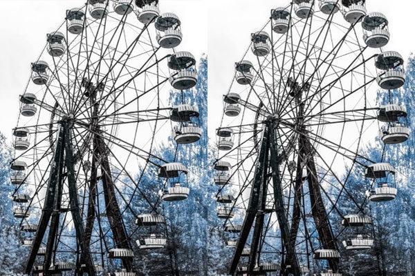 Atração de Pripyat