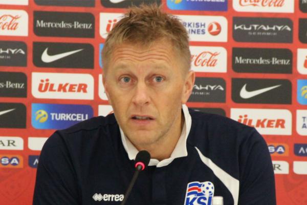 Heimir Hallgrimsson - Islândia