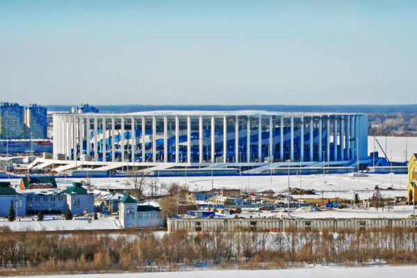 Estádio de Nizhni Nóvgorod