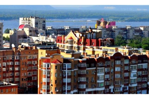 Samara, a fortaleza da guarda russa