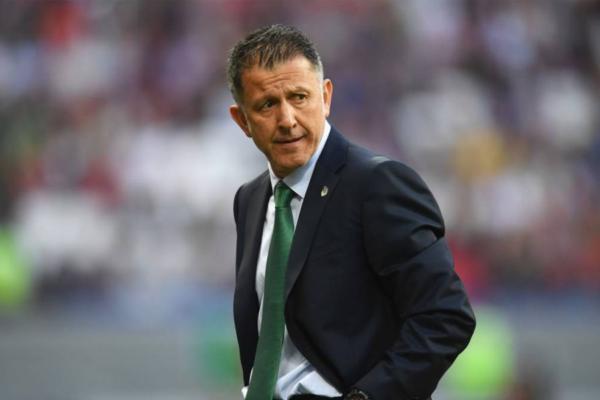 Juan Carlos Osorio - México