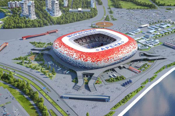 Mordovia Arena - Saransk