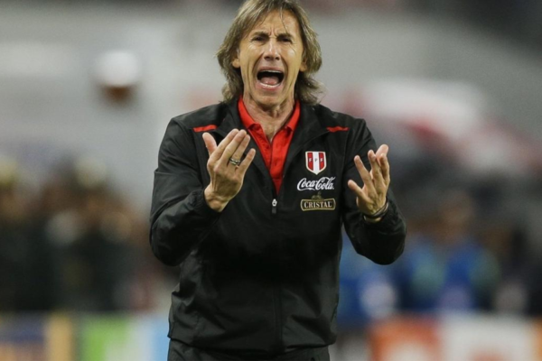 Ricardo Gareca - Perú