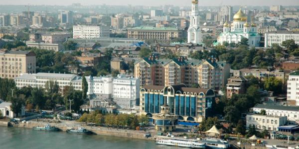 Rostov del Don, a Cidade da Glória Militar