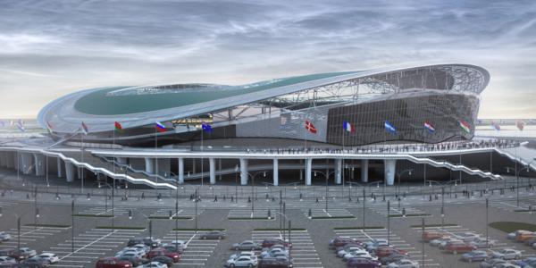 Estádio Olímpico de Sochi