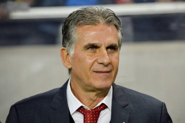 Carlos Queiroz - Irã