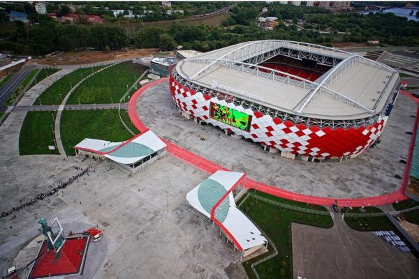 Otkrytie Arena - Moscou