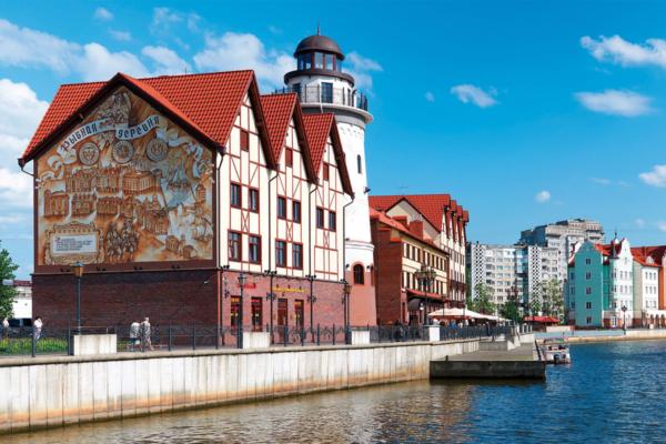 Kaliningrado, a Hong Kong da Rússia