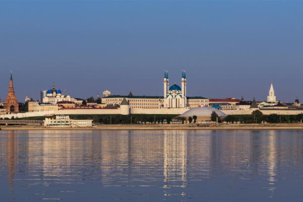 Kazán, a capital esportiva da Rússia